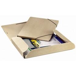 Krabice s gumou 4cm EMBA Luxor natural