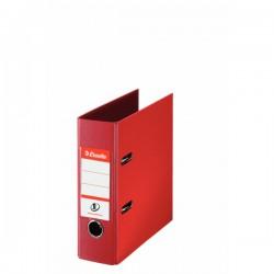 Pořadač Esselte No. 1 POWER A5 7,5cm páka 468630 červený