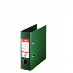 Pořadač Esselte No. 1 POWER A5 7,5cm páka 468660 zelený