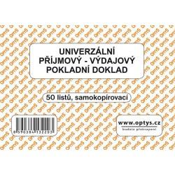 Tiskopis UPD A6 NCR OPTč.1322