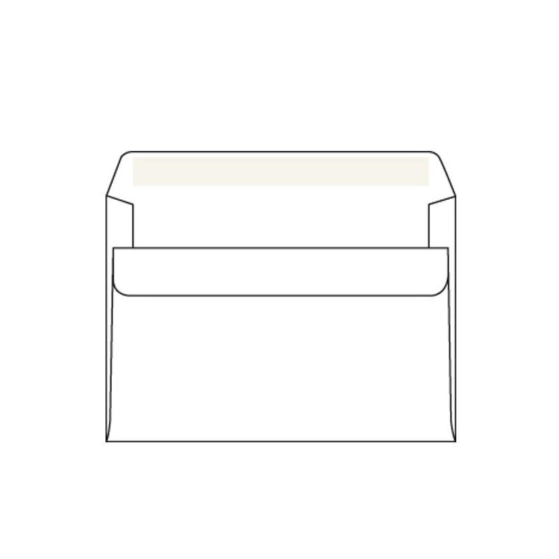 Poštovní obálka C6 samolepící - 50ks