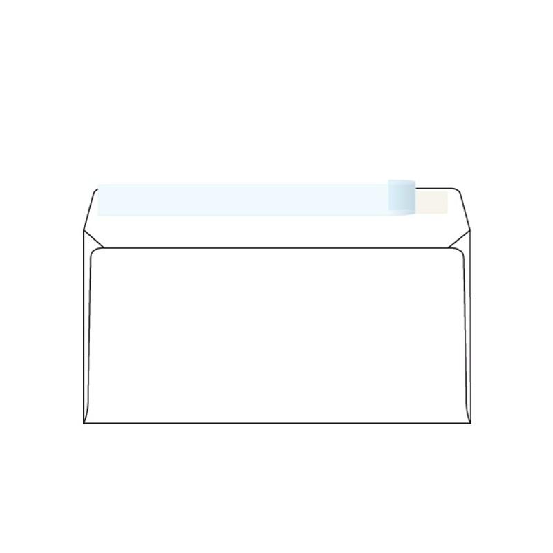 Obálka DL/1000 krycí páska Krpa