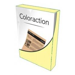 Papír COLORACTION A3 80g/500 Desert pastelově žlutá YE23