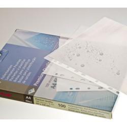 Laminovací kapsa A4+228x303/80 mic/100 ks Plasticlass