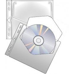Obal EURO na 1ks CD /10 ks PP
