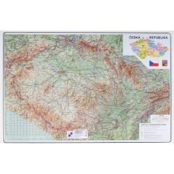 Podložka na stůl mapa ČR