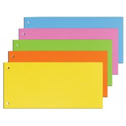 Rozdružovač 10,5 x 24 CLASSIC, 1/3 A4, mix barev