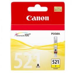 Kazeta Canon CLI 521Y