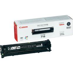 Tonerová cartridge Canon CRG-716BK, černá