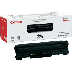 Cartridge Canon CRG725 black pro LBP-6000 (1600stran)