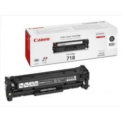 Cartridge Canon CRG718 black (3400stran) MF8330/8350