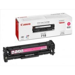 Tonerová cartridge Canon CRG-718M, červená