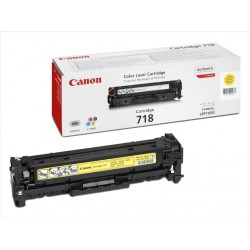 Cartridge Canon CRG718 yellow (2900stran) MF8330/8350