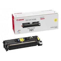 Cartridge Canon EP 701Y yellow LBP-5200/MF8100/8180 (4000stran)