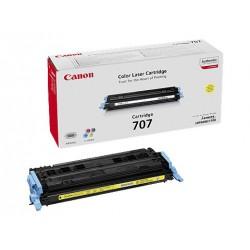 Cartridge Canon CRG707Y yellow LBP 5000/5100 (2000stran)