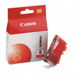 Kazeta Canon CLI 8 R red