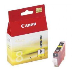 Kazeta Canon CLI 8Y yellow iP4200/5200