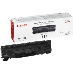 Cartridge Canon CRG713  black (2500stran)