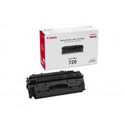 Cartridge Canon CRG720BK black (5.000 stran )-(2617B002AA)