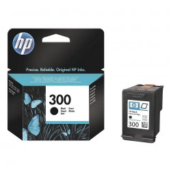 kazeta HP CC640E No.300 black DJ F4280