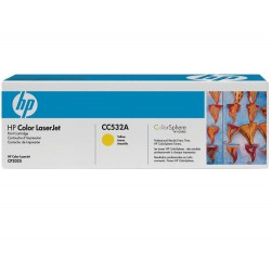 HP Cartridge CC532A CLJ CM2320 yellow