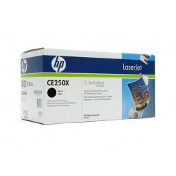 Tonerová cartridge HP CE250X černá