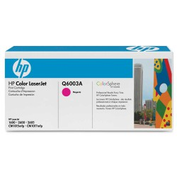 HP Cartridge Q6003A magenta CLJ2600