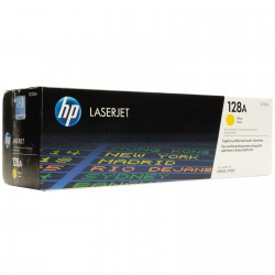 HP Cartridge CE322A yellow No.128A LaserJet Pro CP1525n,CP1525nw,CM1415fn,CM1415fnw