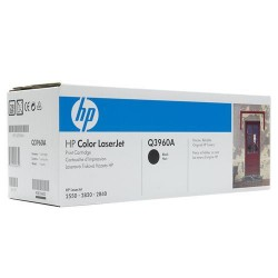 HP Cartridge Q3960A black CLJ 2550