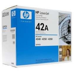 HP Cartridg Q5942A black LJ4250/4350