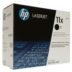 HP Cartridge Q6511X black LJ2410/2420/2430