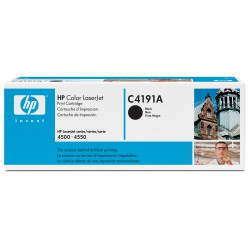 HP Cartridge C4191A LJet 4500BLACK
