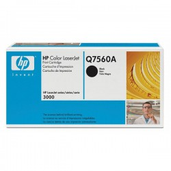 HP Cartridge Q7560A black CLJ 3000