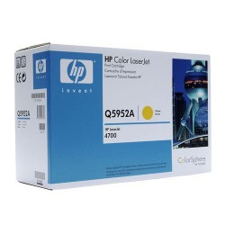 HP Cartridge Q5952A yellow CLJ 4700