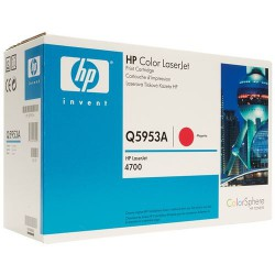 HP Cartridge Q5953A magenta CLJ 4700