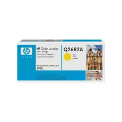 HP Cartridge Q2682A CLJ 3700 yellow