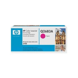 HP Cartridge Q2683A CLJ 3700 magenta