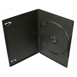 Obal na DVD slim, černý