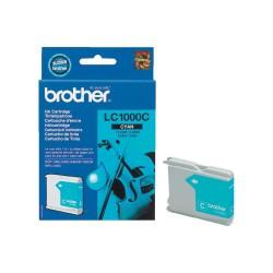 Inkoustová cartridge Brother LC - 1000BK, černá