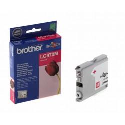 Kazeta Brother LC-970M magenta DCP135C/150C/MFC235C/260C (300stran)