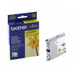 Kazeta Brother LC-970Y yellow DCP135C/150C/MFC235C/260C (300stran)