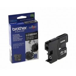 Kazeta Brother LC-980BK black DCP 145C / DCP165C