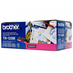 Cartridge Brother TN-135M  magenta pro HL-4040CN, 4050CDN, DCP-9040CN, 9045CDN, MFC-9440C(4000stran)