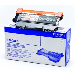 Cartridge Brother TN 2220 black pro HL2240D,HL2250DN,MFC-7460DN (2600stran)