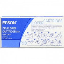 Cartridge Epson S050167 EPL 6200/L/N (3000stran)