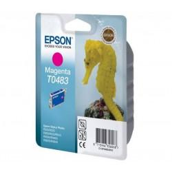 Inkoustová cartridge Epson T048340 magenta, purpurová