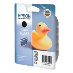 Kazeta Epson Stylus T055140 black