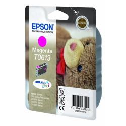 Kazeta Epson T061340 magenta