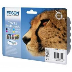 Kazeta Epson Stylus T071540 CMYK multipack