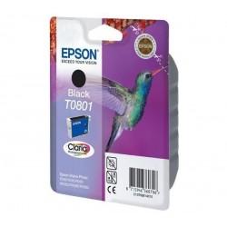 Kazeta Epson Stylus T080140 black